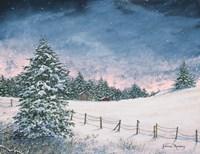 Winter Mornings Fine-Art Print
