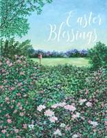 Easter Garden Blessings Fine-Art Print