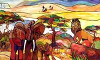 African Serengeti I Fine-Art Print