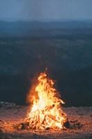 Bonfire Nights Fine-Art Print