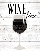 Wine Time Fine-Art Print