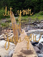 Let Your Feet Guide You Fine-Art Print