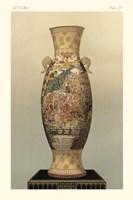 Satsuma Vase Pl. XV Fine-Art Print