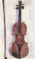 The Violin Fine-Art Print