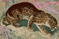 Concrete Jungle Cat I Fine-Art Print