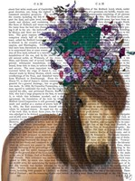 Horse Mad Hatter Fine-Art Print