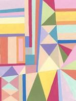 Confetti Structure II Fine-Art Print