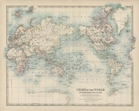 Chart of the World Fine-Art Print