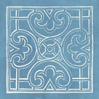 Garden Schematic II Fine-Art Print