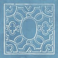 Garden Schematic IV Fine-Art Print