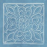 Garden Schematic VI Fine-Art Print