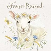 Nostalgic Farm V Fine-Art Print