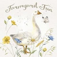 Nostalgic Farm VI Fine-Art Print