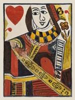 Vintage Cards I Fine-Art Print