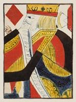 Vintage Cards III Fine-Art Print