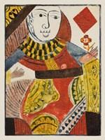 Vintage Cards IV Fine-Art Print