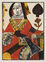 Vintage Cards VI Fine-Art Print