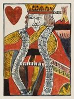 Vintage Cards VIII Fine-Art Print