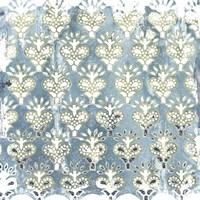 Flower Stone Tile VI Fine-Art Print