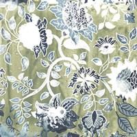 Flower Stone Tile IX Fine-Art Print