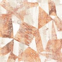 Red Earth Textile II Fine-Art Print