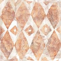 Red Earth Textile VI Fine-Art Print
