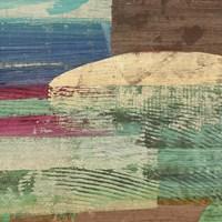 Early Morning on the Enchanted Lagoon II Fine-Art Print