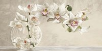 Orchid Arrangement I Fine-Art Print