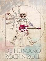 De Humano Rock'n'roll Fine-Art Print