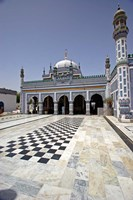 Shrine Of Shah Abdul Latif Bhittai, Bhit Shah, Sindh, Pakistan Fine-Art Print