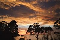 Australia, Tasmania, Freycinet, Sunrise Fine-Art Print