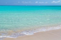 Bahamas, Little Exuma Island Ocean Surf And Beach Fine-Art Print