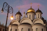 Cuba, Havana Our Lady Of Kazan Orthodox Cathedral Fine-Art Print