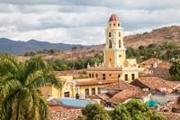 Cuba, Trinidad Convento De San Francisco De Asi Fine-Art Print