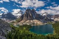 Mount Assiniboine Provincial Park, British Columbia, Canada Fine-Art Print
