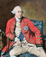 George Iii (London, 1738-Windsor, 1820) Fine-Art Print