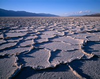 Patternson Floor Of Death Valley National Park, California Fine-Art Print