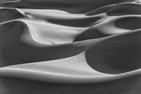 Desert Dunes, California (BW) Fine-Art Print