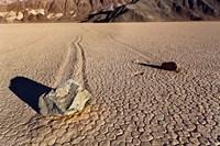 California, Death Valley Racetrack Fine-Art Print