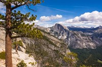 Half Dome From Yosemite Point Fine-Art Print