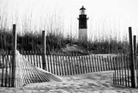 Tybee Island Lighthouse, Savannah, Georgia (BW) Fine-Art Print