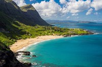 Makapuu Beach, East Oahu, Hawaii Fine-Art Print