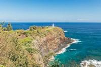 Kilauea Lighthouse, Kauai, Hawaii Fine-Art Print