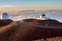 Mauna Kea Observatory Hawaii Fine-Art Print