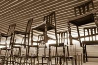 Hanging Chairs, Wilmington, Illinois Fine-Art Print