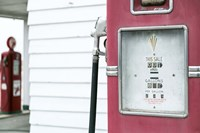 Antique Gas Pump, Route 66 Fine-Art Print
