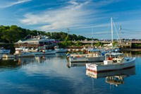 Perkins Cove, Maine Fine-Art Print