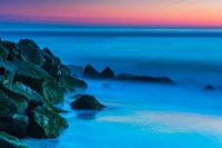 Cape May In Aqua, New Jersey Fine-Art Print