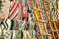 Native American Rugs, Albuquerque, New Mexico Fine-Art Print