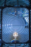 Close Up Of The Antique Fresnel Lighthouse Beacon, Fire Island Fine-Art Print